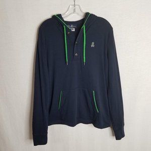 Psycho Bunny Hoodie Sweater Mens Size 4 / Small